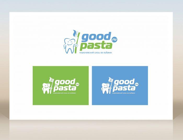 Логотип для интернет-магазина goodpasta.ru - дизайнер ndiss