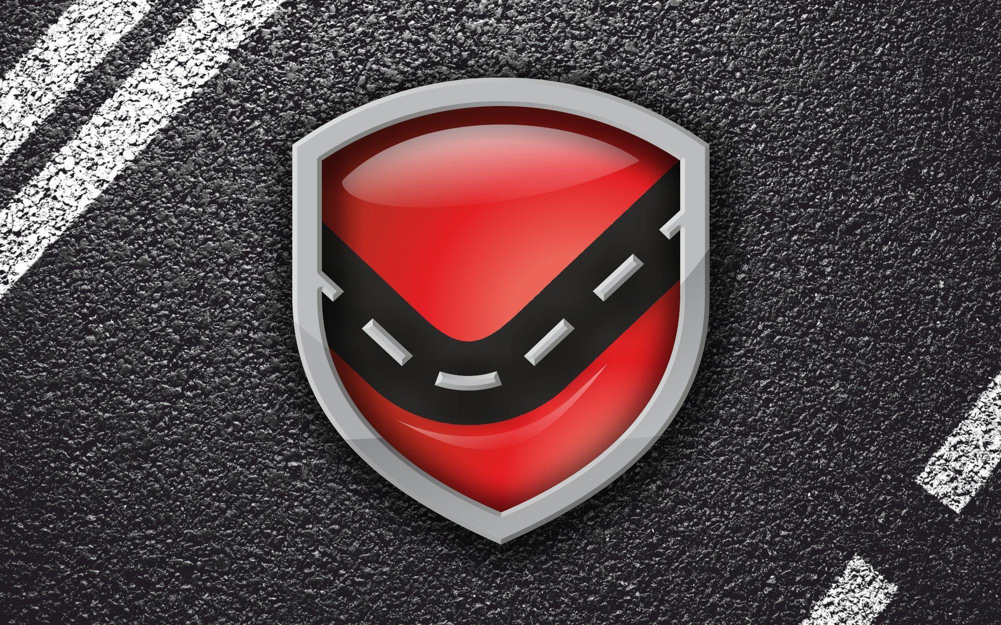 Лого дорожной-строительной компании - дизайнер GAMAIUN