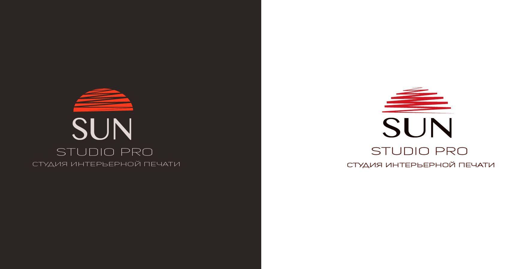 Логотип студии интерьерной печати - дизайнер jam1995