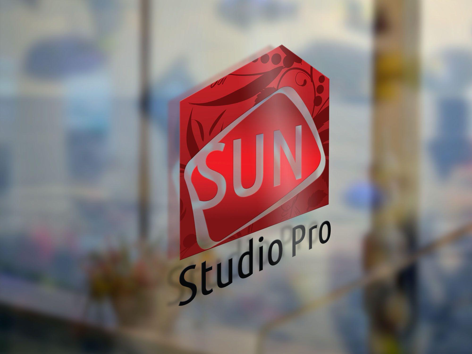 Логотип студии интерьерной печати - дизайнер Irma