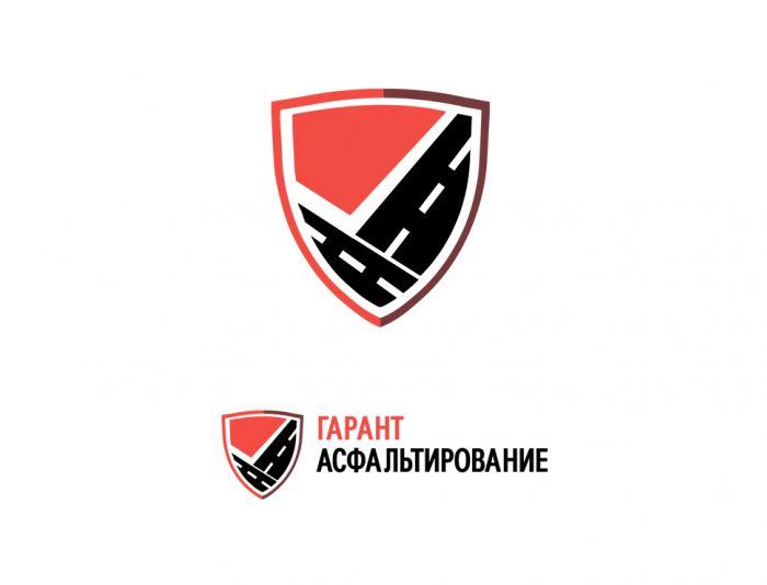 Лого дорожной-строительной компании - дизайнер SmolinDenis