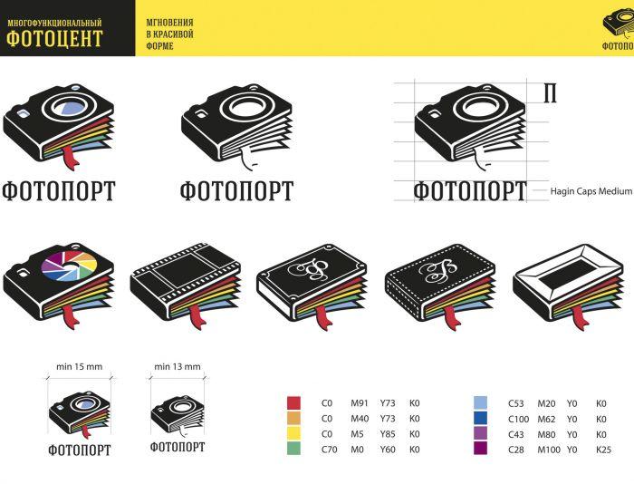 Разработка логотипа для крупной фотокомпании - дизайнер andblin61
