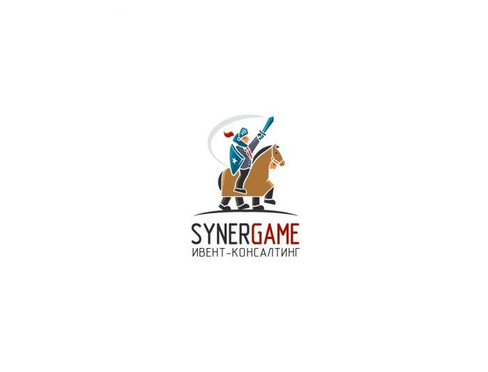 Логотип для Синергейм, ивент-консалтинг - дизайнер webgrafika