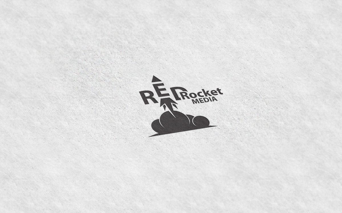 Лого и фирменный стиль для RedRocketMedia - дизайнер djmirionec1