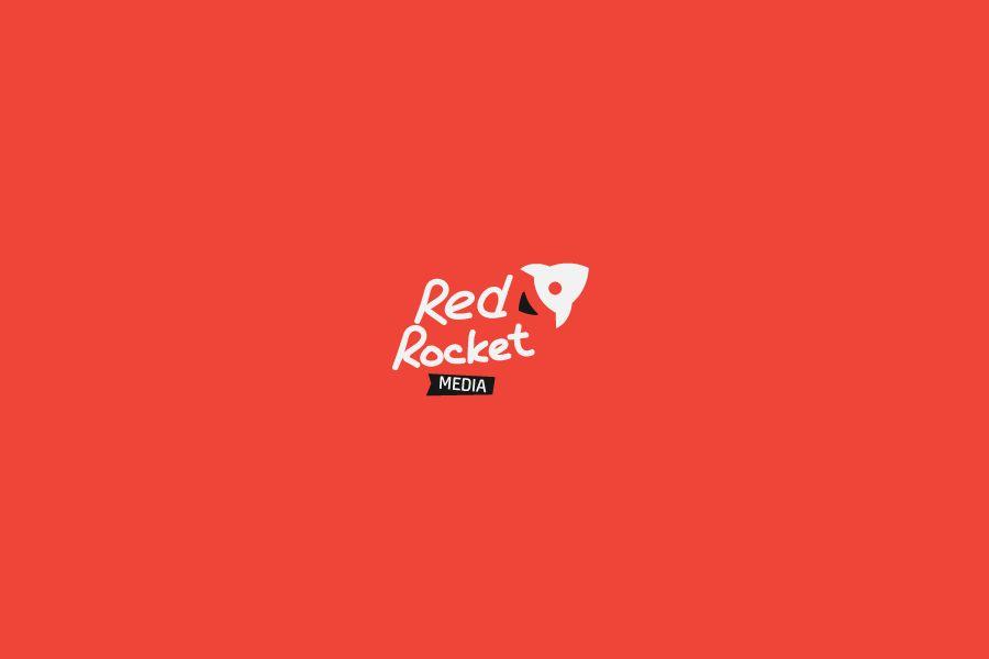 Лого и фирменный стиль для RedRocketMedia - дизайнер Martins206