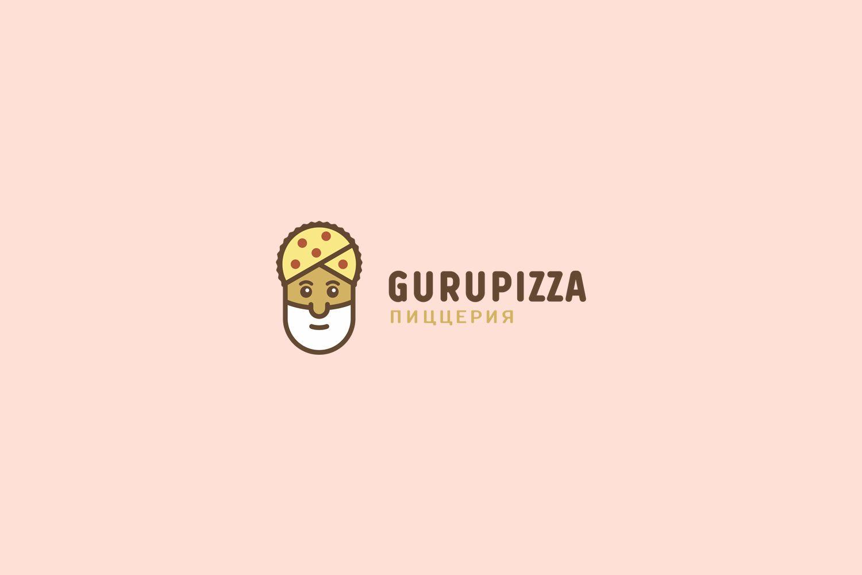 Логотип для GURUPIZZA - дизайнер IIsixo_O