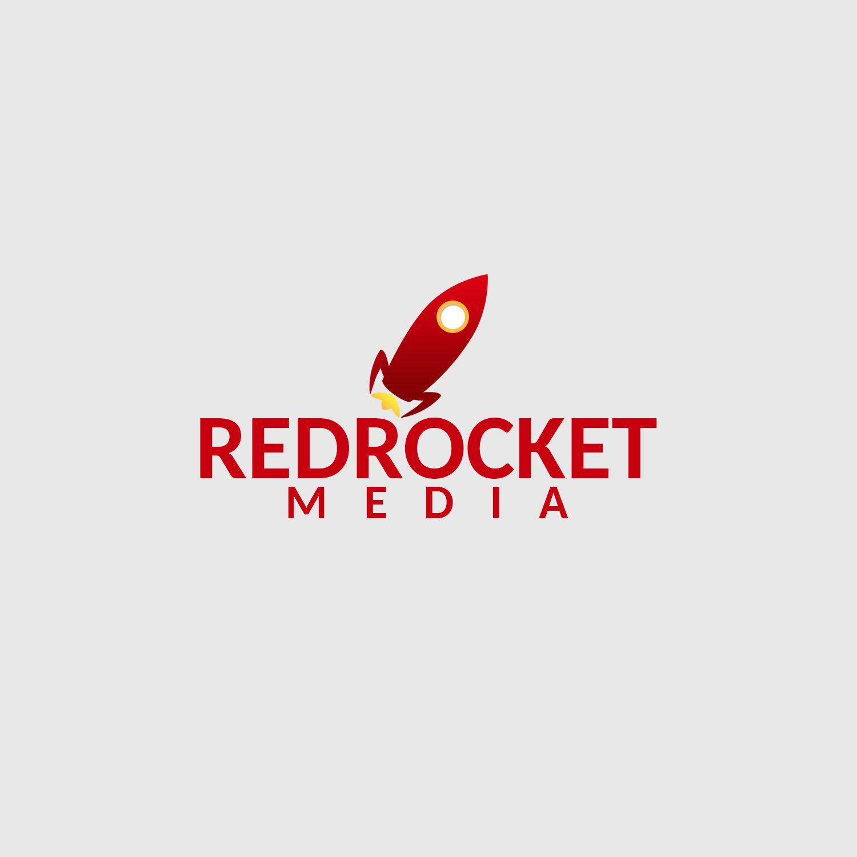 Лого и фирменный стиль для RedRocketMedia - дизайнер xiphos