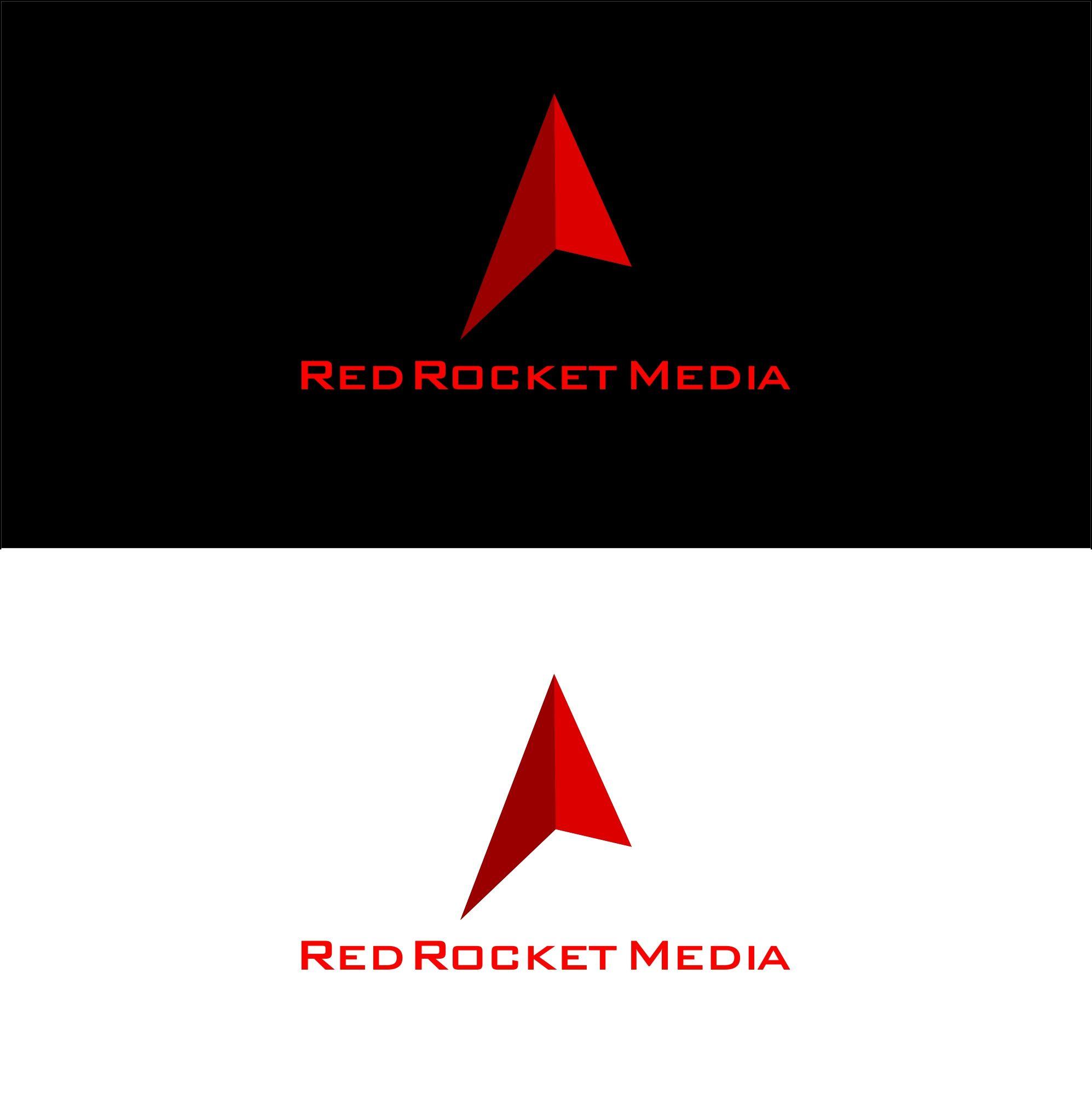 Лого и фирменный стиль для RedRocketMedia - дизайнер trojni