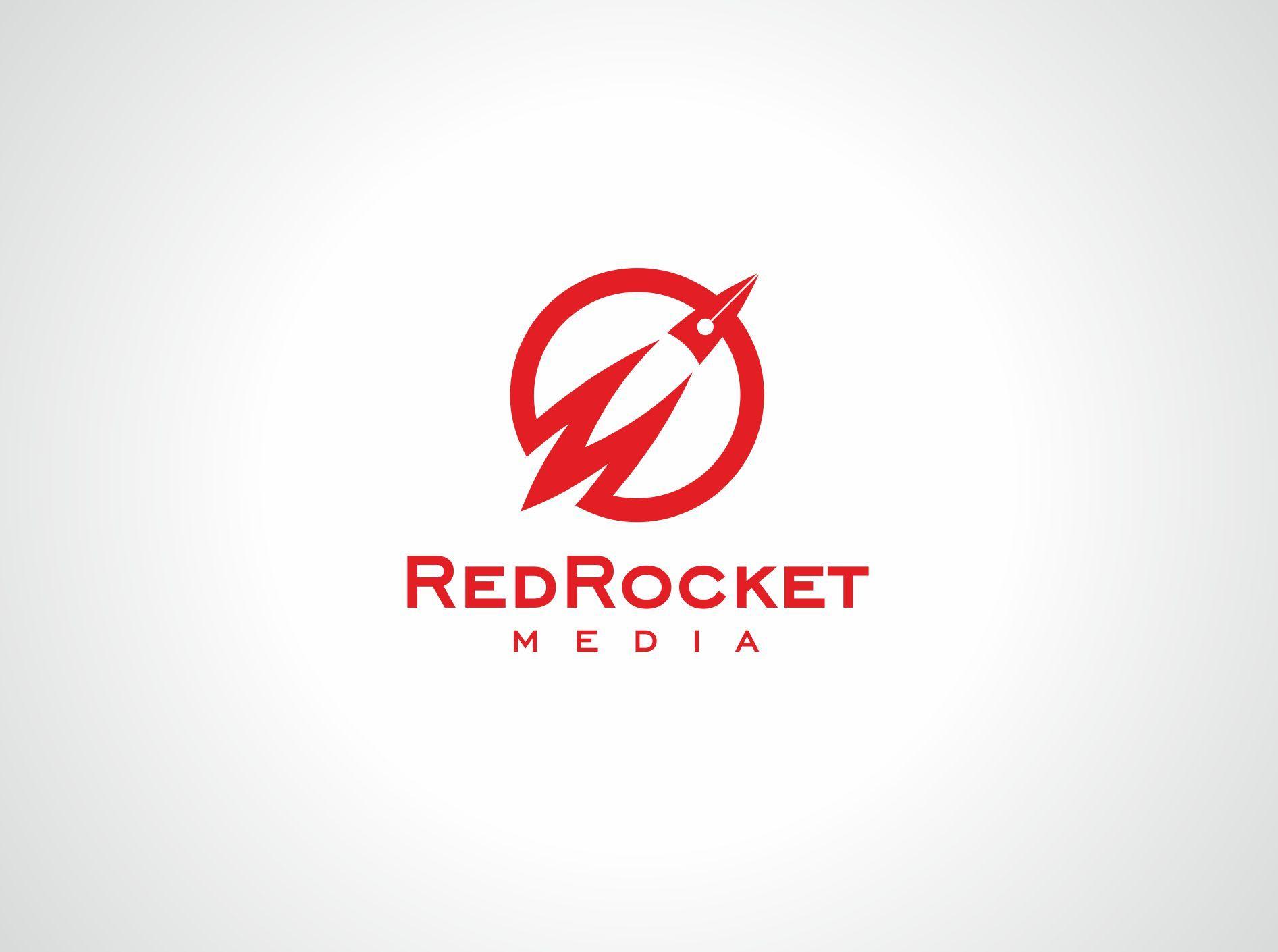 Лого и фирменный стиль для RedRocketMedia - дизайнер GAMAIUN