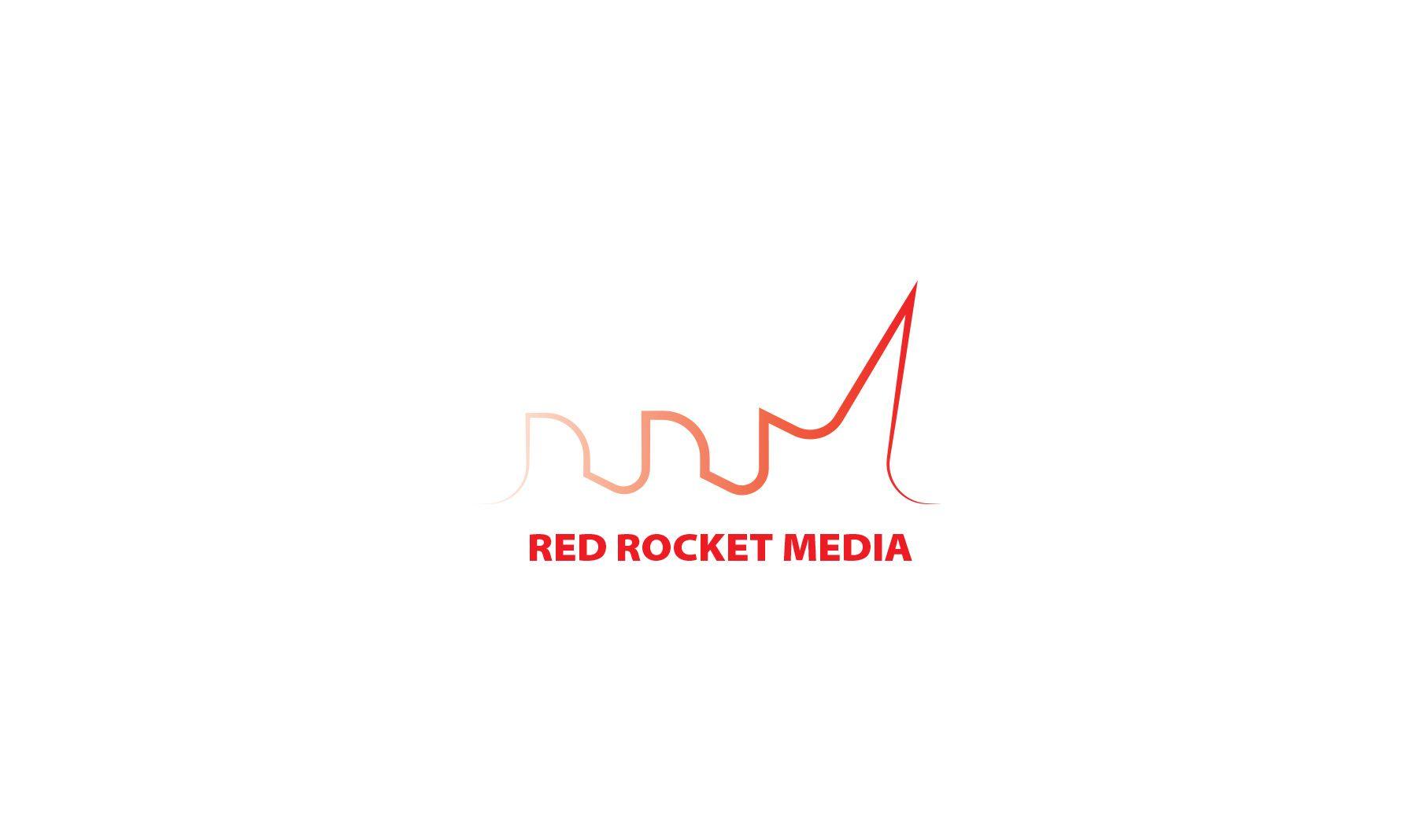 Лого и фирменный стиль для RedRocketMedia - дизайнер ChameleonStudio