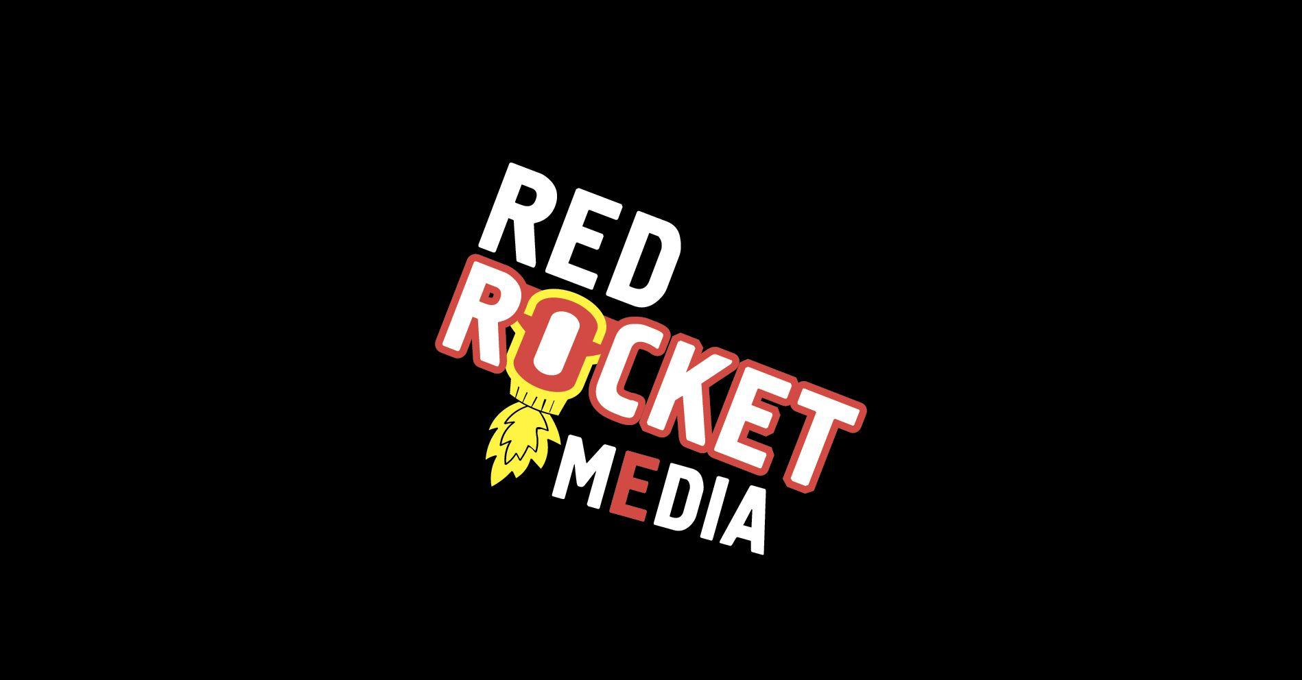 Лого и фирменный стиль для RedRocketMedia - дизайнер v-i-p-style