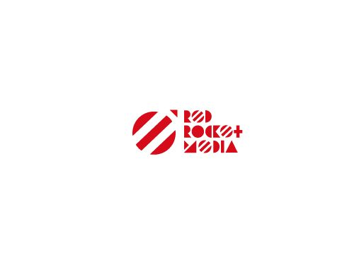 Лого и фирменный стиль для RedRocketMedia - дизайнер V0va