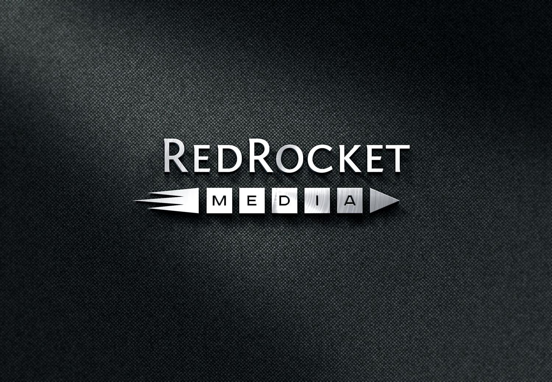 Лого и фирменный стиль для RedRocketMedia - дизайнер mz777