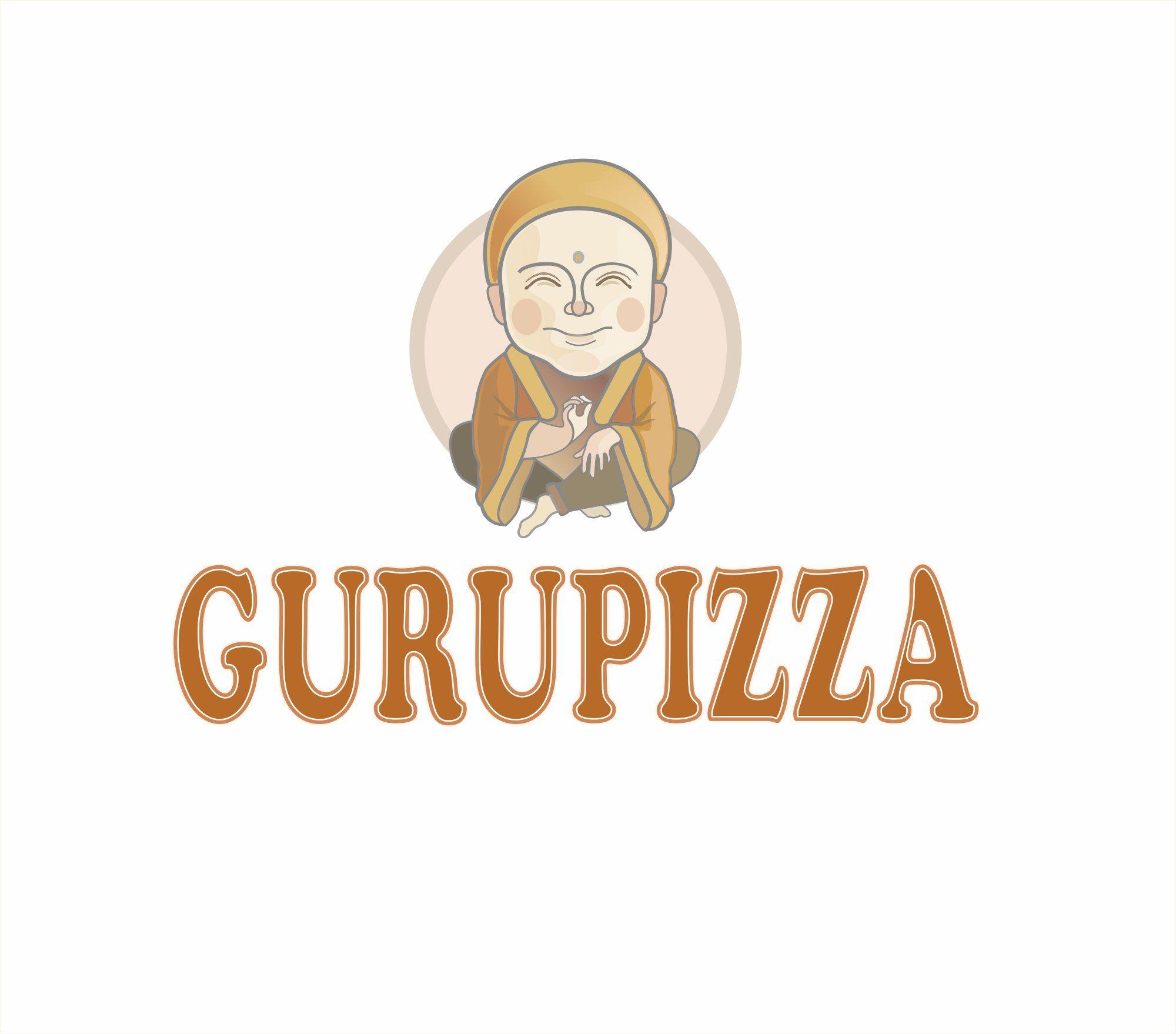 Логотип для GURUPIZZA - дизайнер blablavse
