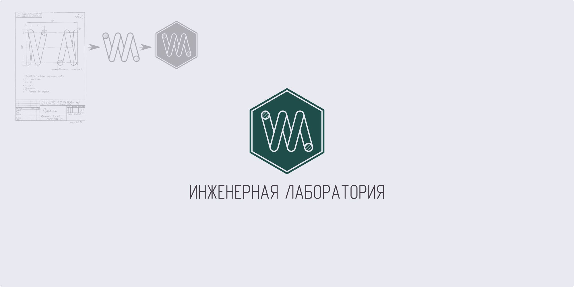 Лого и фирменный стиль для Инженерная лаборатория  - дизайнер turboegoist