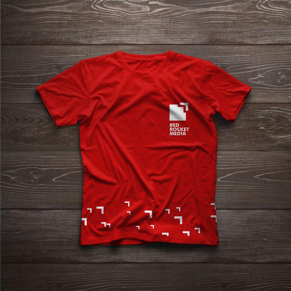 Лого и фирменный стиль для RedRocketMedia - дизайнер VF-Group
