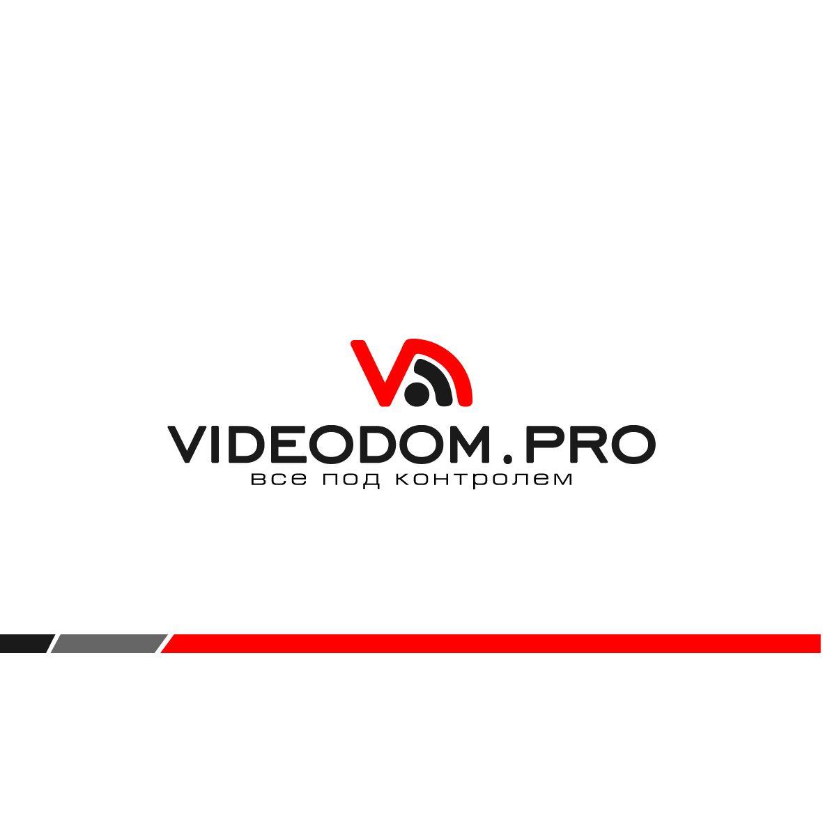 Логотип для videodom.pro - дизайнер Korish