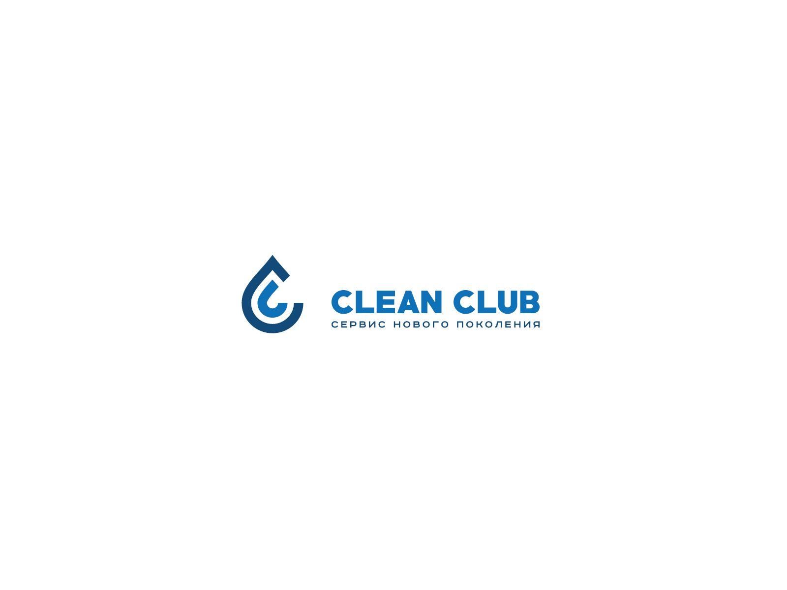 Логотип для CleanClub - дизайнер U4po4mak