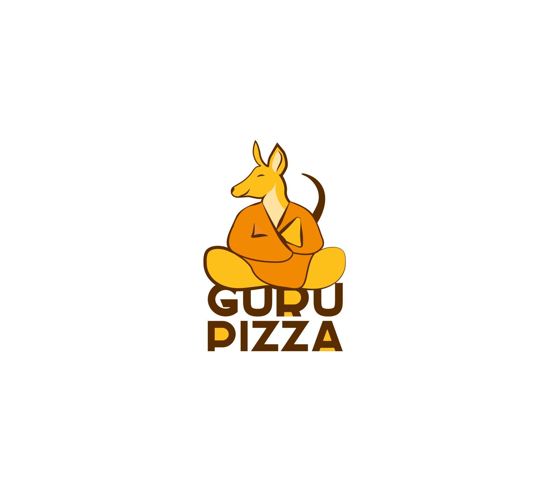 Логотип для GURUPIZZA - дизайнер ivandesinger