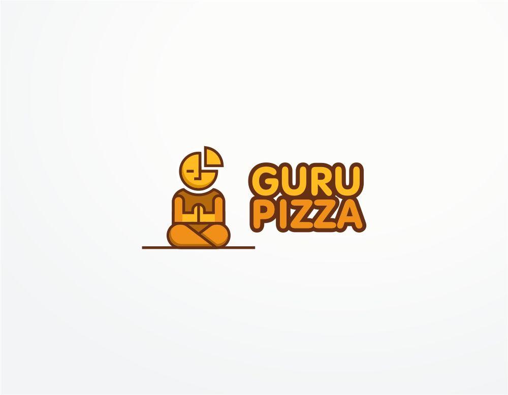 Логотип для GURUPIZZA - дизайнер TVdesign