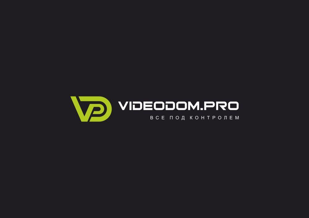 Логотип для videodom.pro - дизайнер zozuca-a