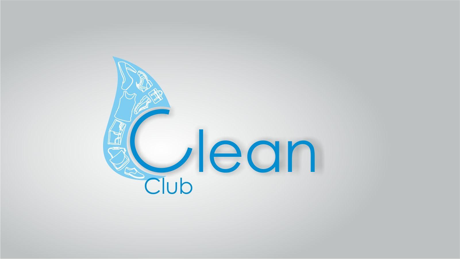 Логотип для CleanClub - дизайнер Tesllo