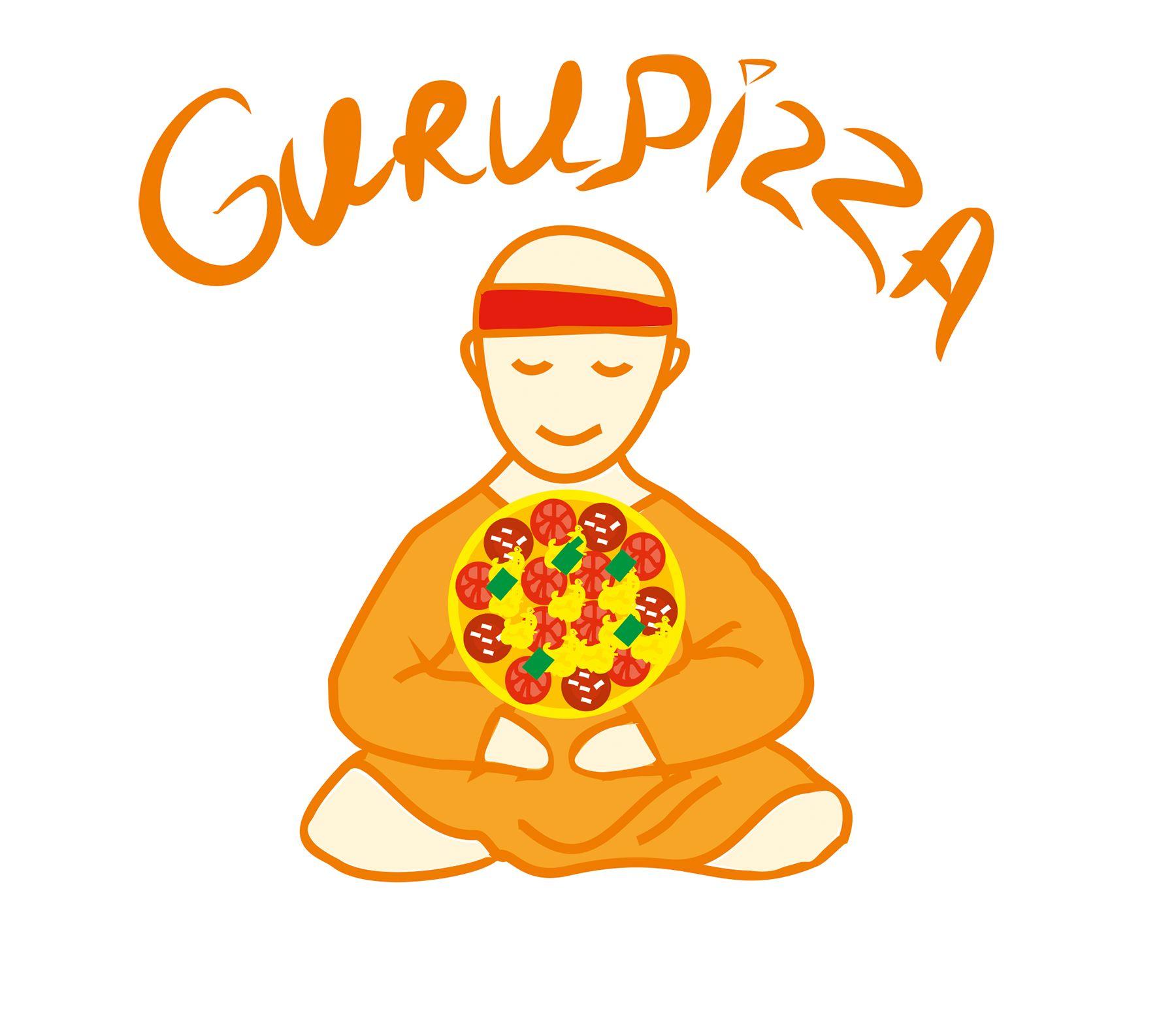 Логотип для GURUPIZZA - дизайнер ekaterina_bez