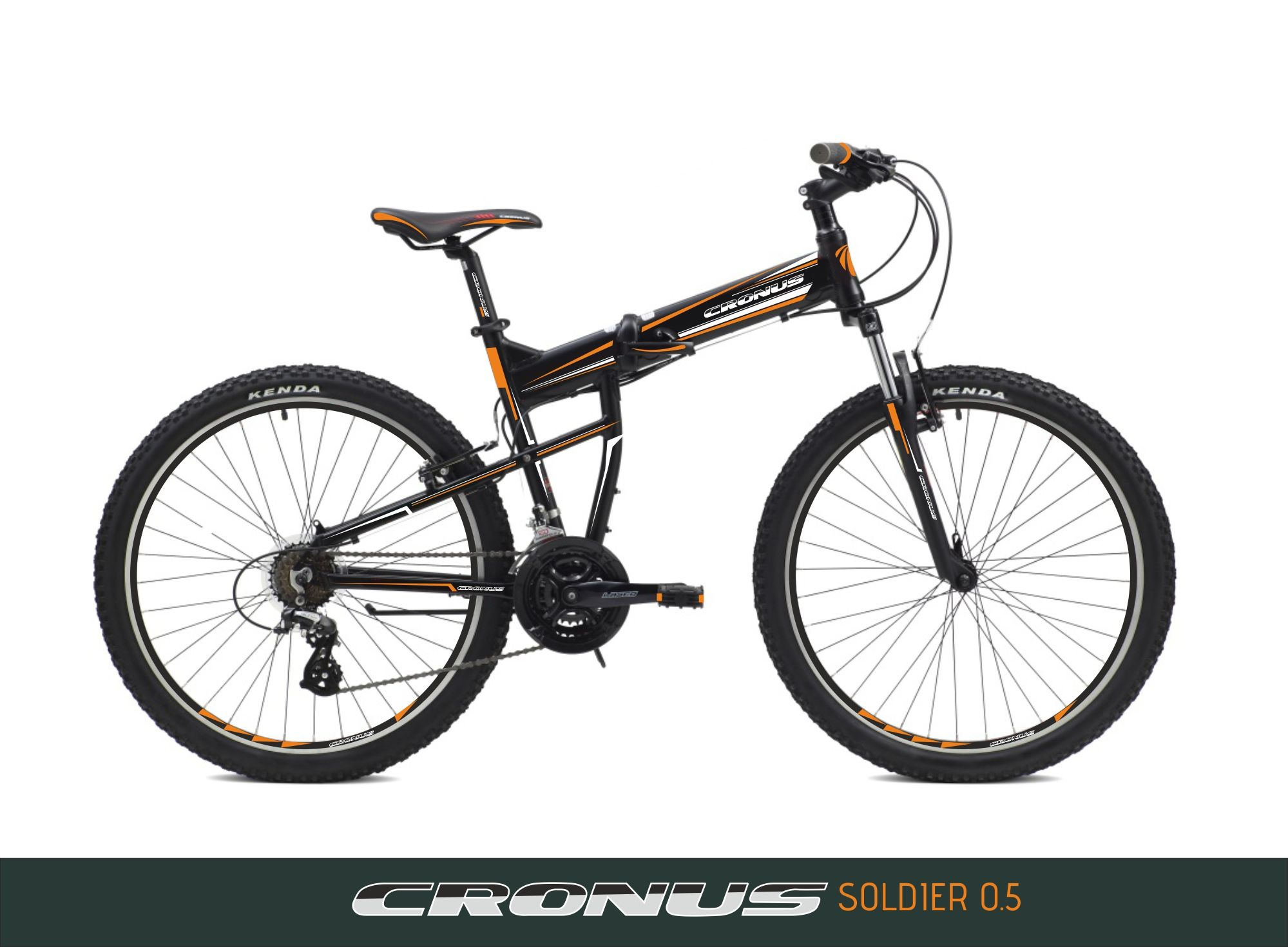 Дизайн для коллекции велосипедов Cronus - дизайнер luishamilton