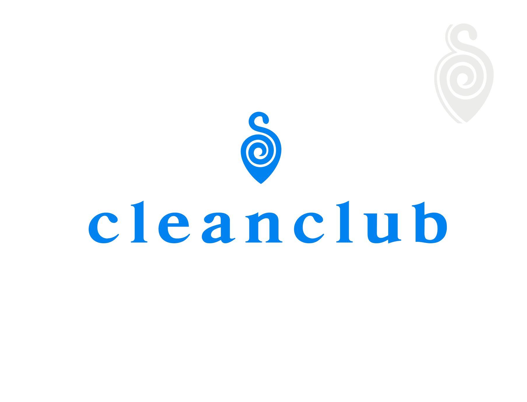 Логотип для CleanClub - дизайнер Andrew3D