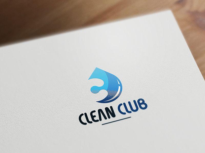 Логотип для CleanClub - дизайнер vano1
