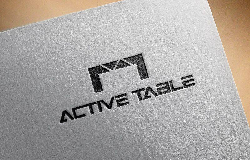 Логотип для Active Table - дизайнер robert3d