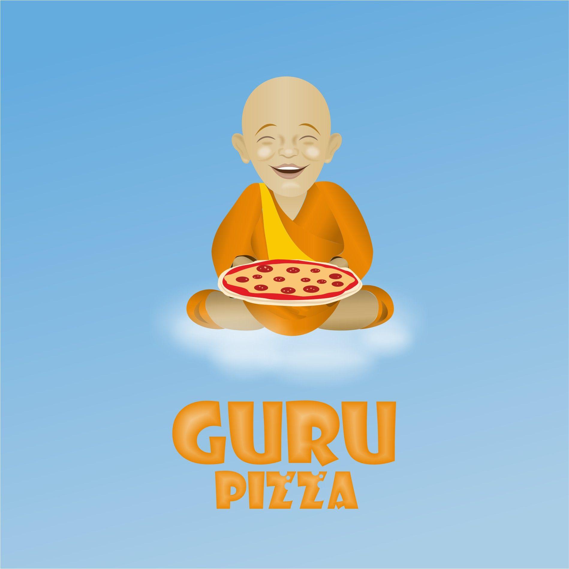 Логотип для GURUPIZZA - дизайнер befa74