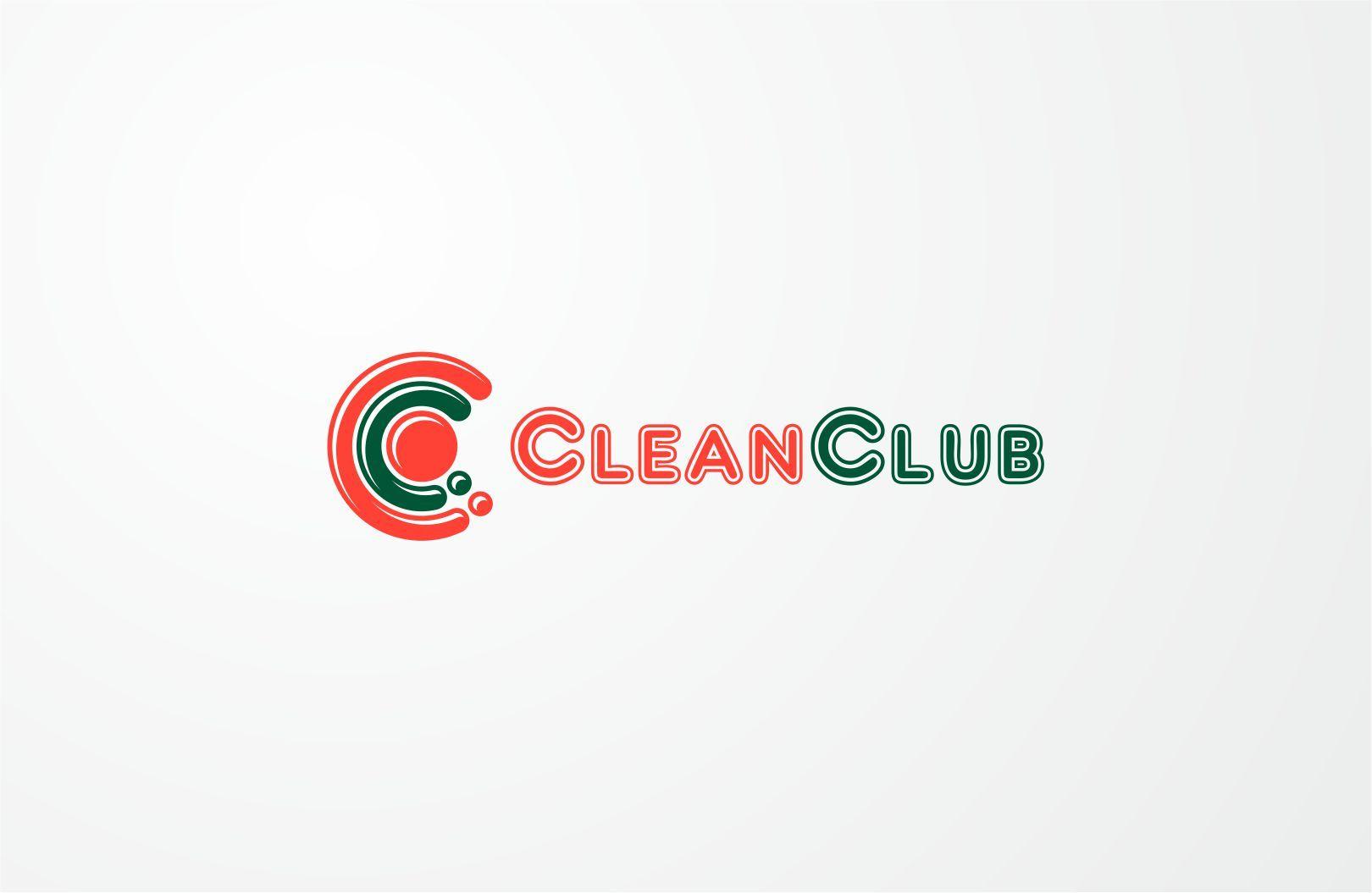 Логотип для CleanClub - дизайнер graphin4ik