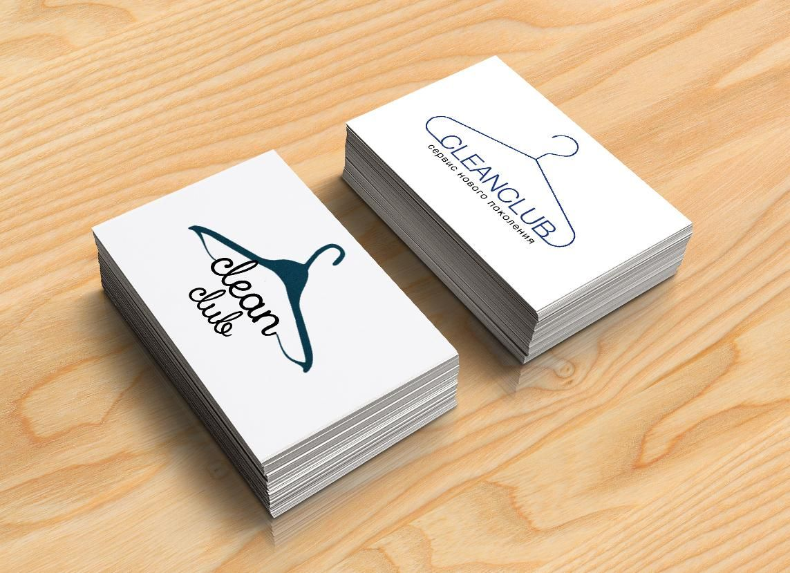 Логотип для CleanClub - дизайнер applejuce77