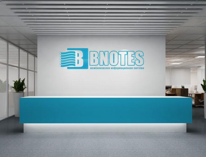 Логотип для BNOTES - дизайнер Natka-i