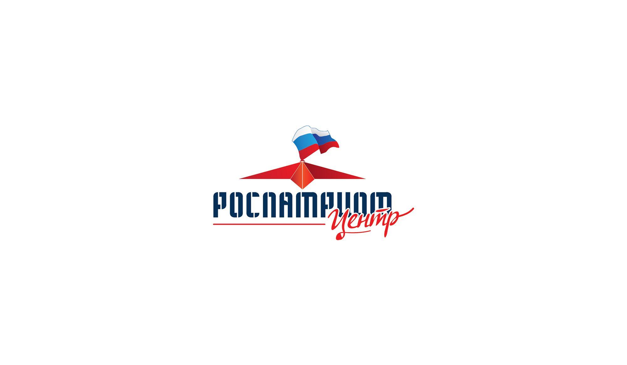 Логотип для роспатриотцентр - дизайнер il-in