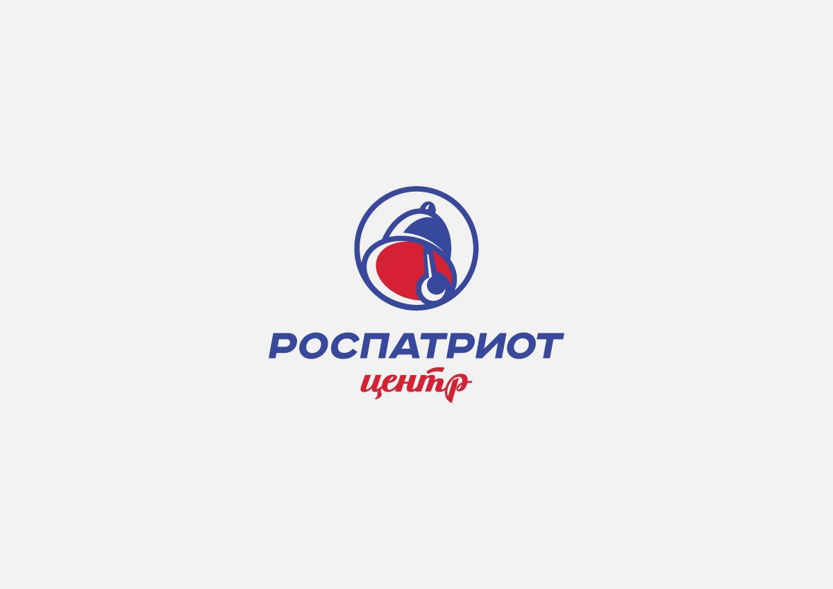 Логотип для роспатриотцентр - дизайнер zanru