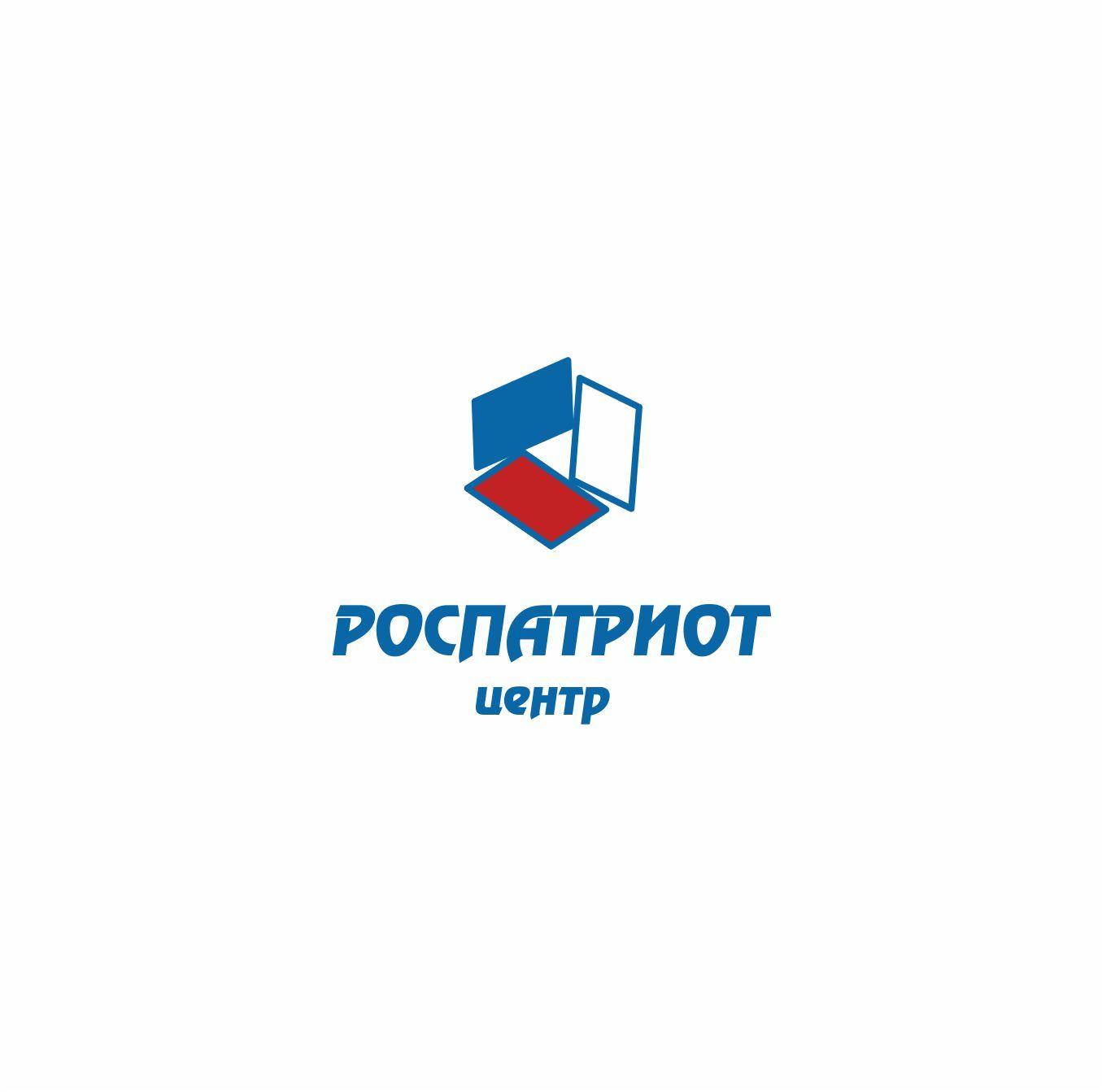Логотип для роспатриотцентр - дизайнер dbyjuhfl