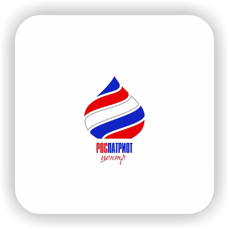 Логотип для роспатриотцентр - дизайнер Nikus