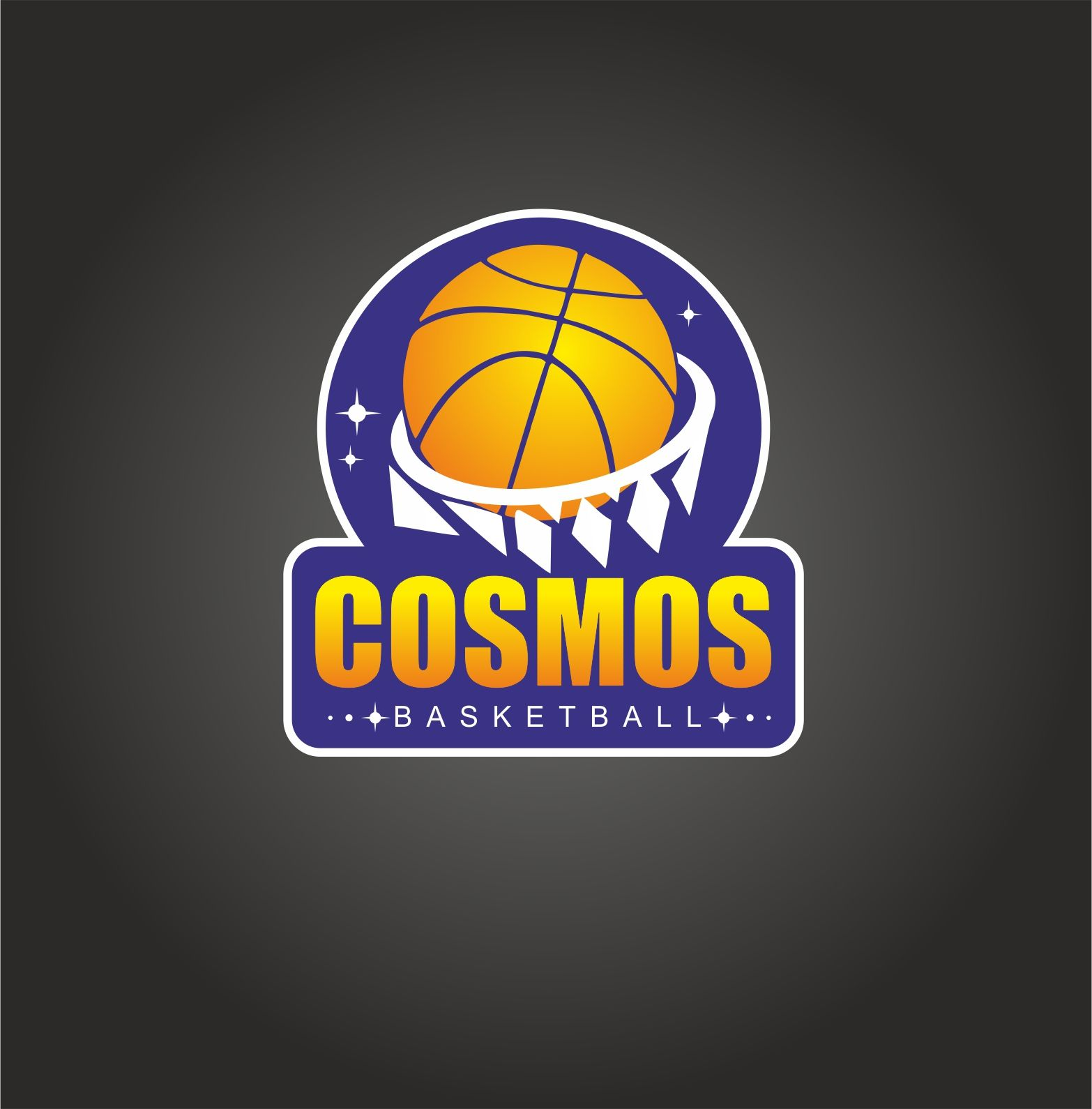 Логотип для COSMOS - дизайнер yano4ka