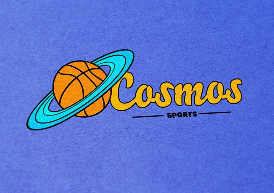 Логотип для COSMOS - дизайнер everypixel