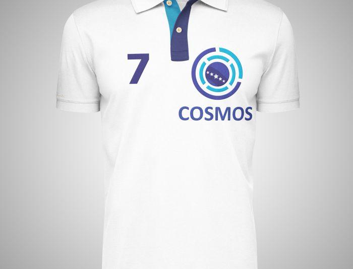Логотип для COSMOS - дизайнер MEOW