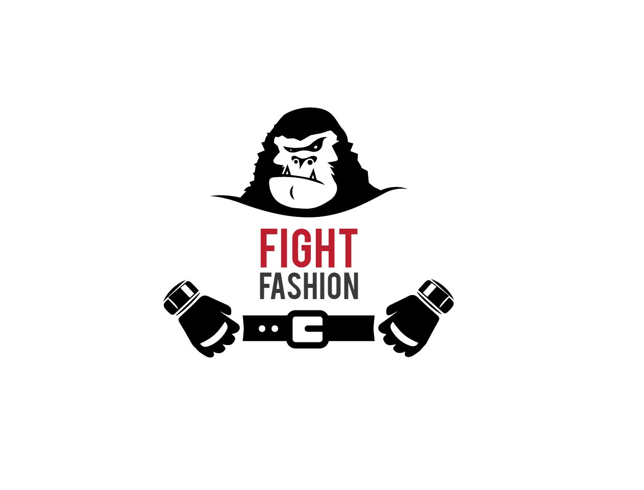 Логотип для Fight Fashion - дизайнер Plustudio