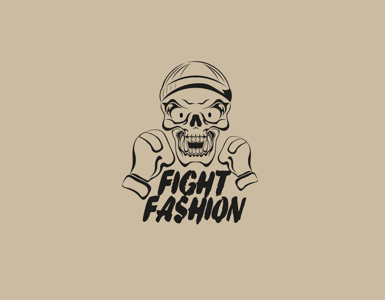 Логотип для Fight Fashion - дизайнер kirilln84