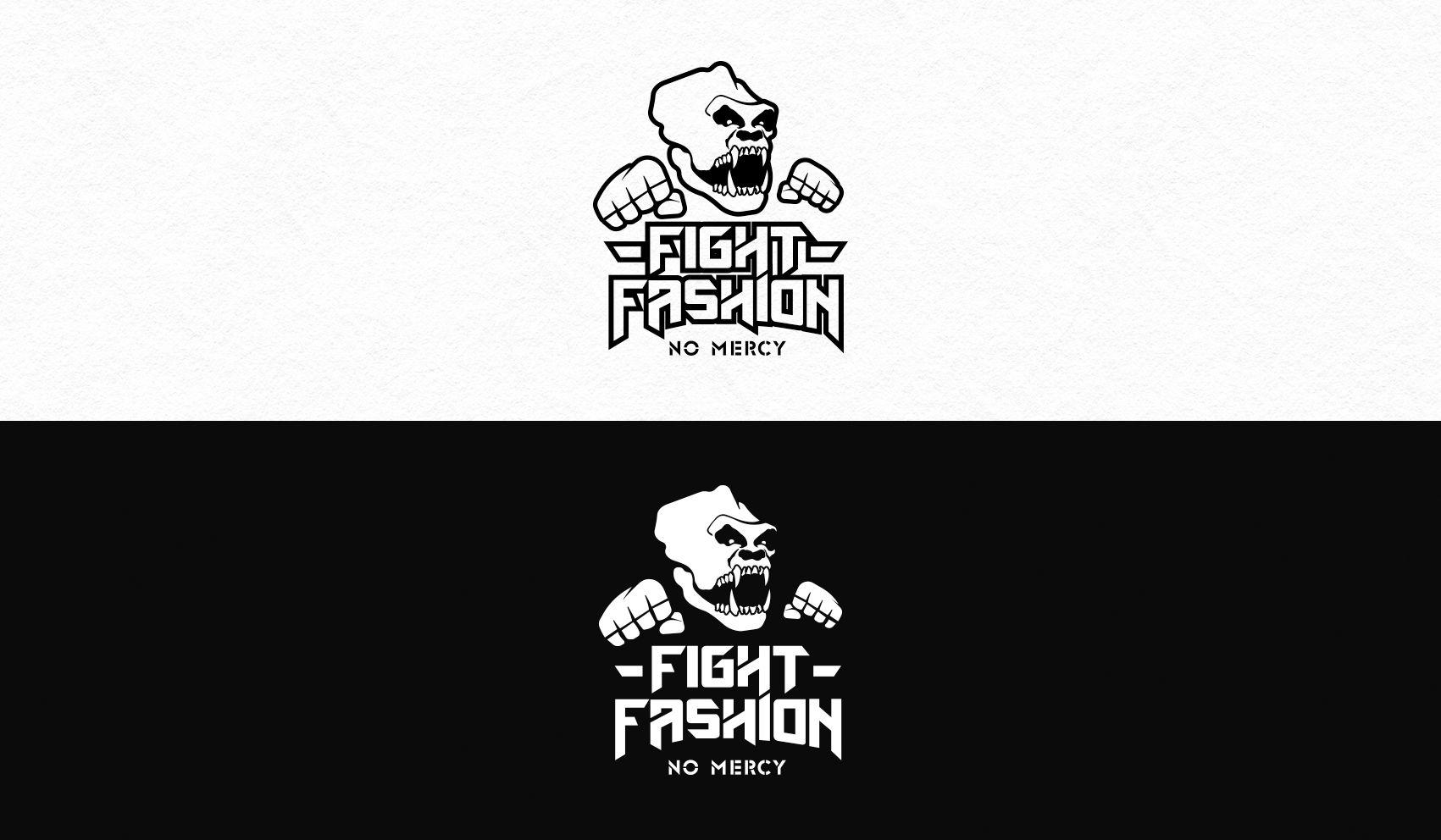 Логотип для Fight Fashion - дизайнер BARS_PROD