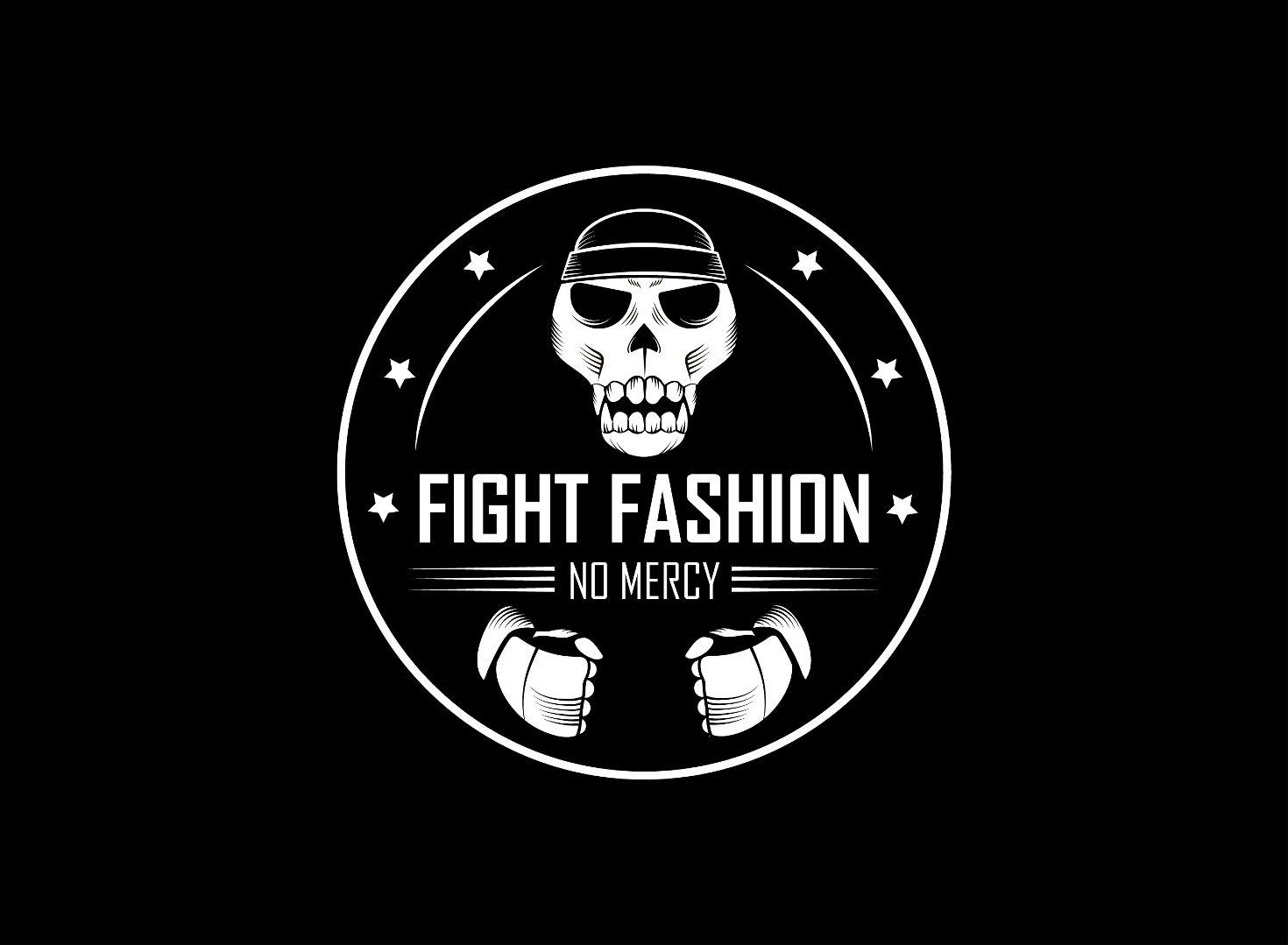 Логотип для Fight Fashion - дизайнер VeronikaSam