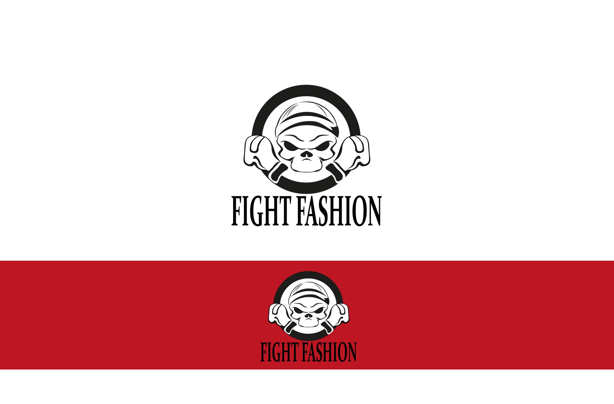 Логотип для Fight Fashion - дизайнер kirilln84