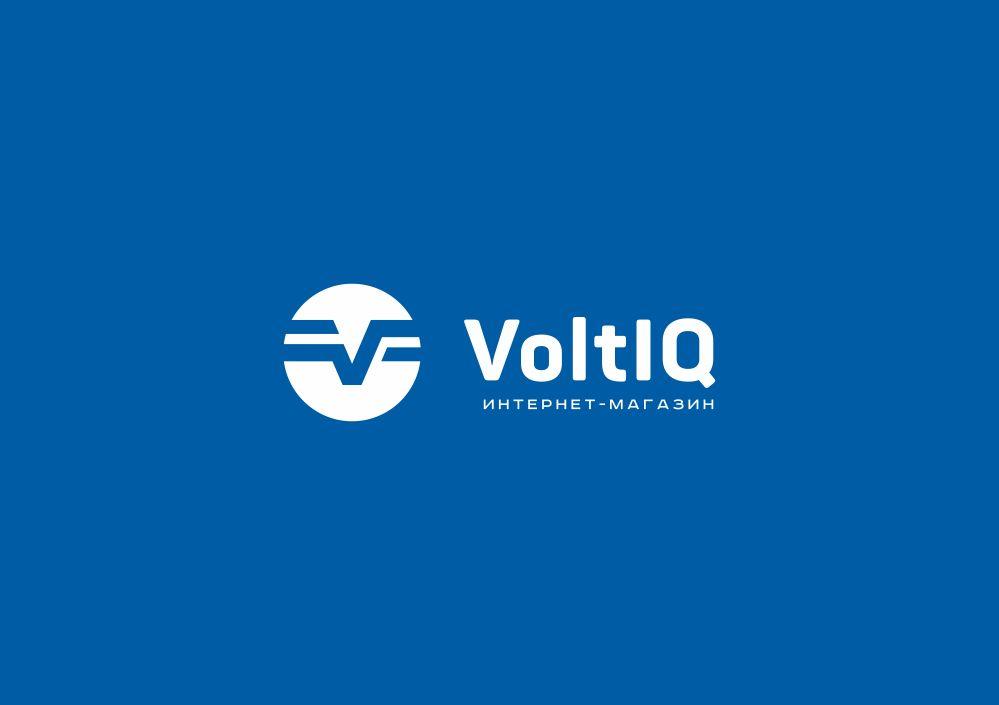 Логотип для Интернет-магазин Вольтик (VoltIQ.ru) - дизайнер zozuca-a