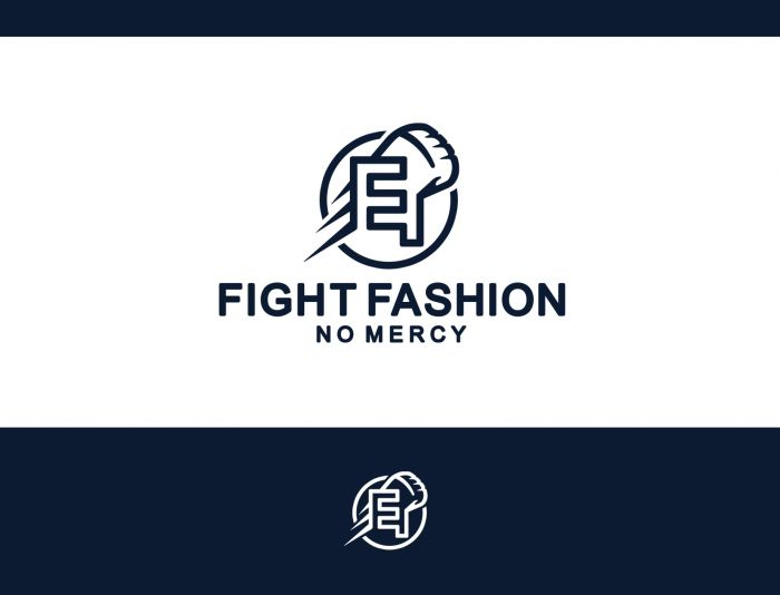Логотип для Fight Fashion - дизайнер webgrafika