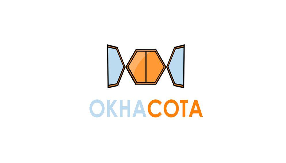 Логотип для ОКНАСОТА - дизайнер ashumilo